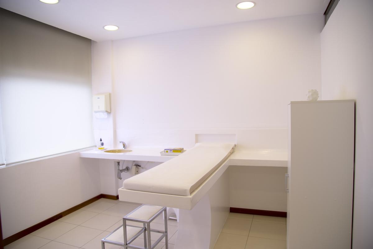 lege behandelkamer