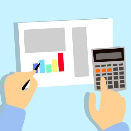 grafiek en rekenmachine